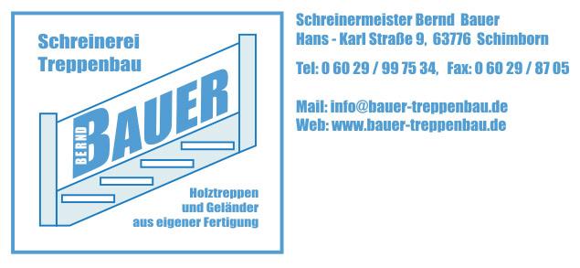 Schreinerei Bauer homepage schreinerei treppenbau bauer
